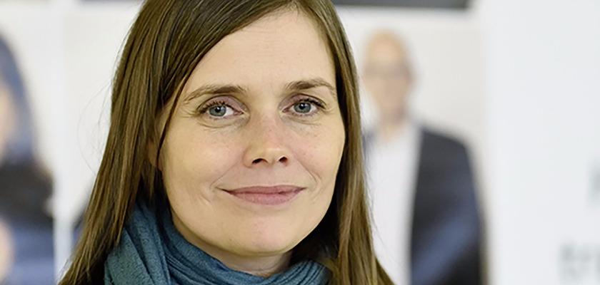 Islande : «Mes priorités: la santé et la lutte climatique»