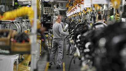 PSA vire plus de 2000 salariés