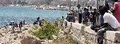 Scènes de chasse aux réfugiés dans les Alpes-Maritimes