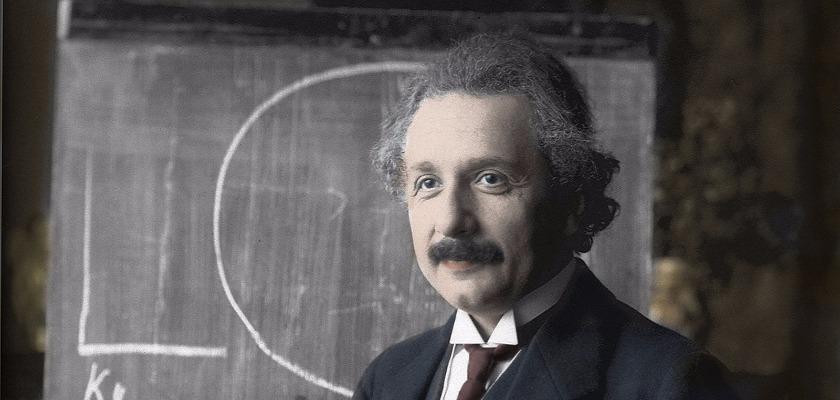 À bicyclette avec Albert Einstein