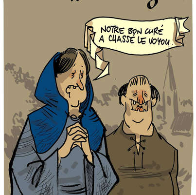 Les dessins de la semaine : Et ainsi Fillon Fillon Fillon...