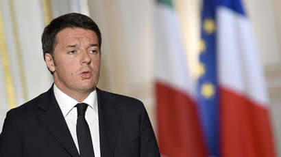 Matteo Renzi, le «casseur» cassé