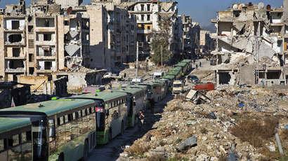 Alep: quel avenir pour la «paix» russe ?