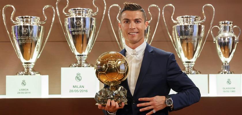 Cristiano Ronaldo : Ballon d'or fiscal