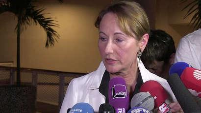 Cuba : Une maladresse Royal