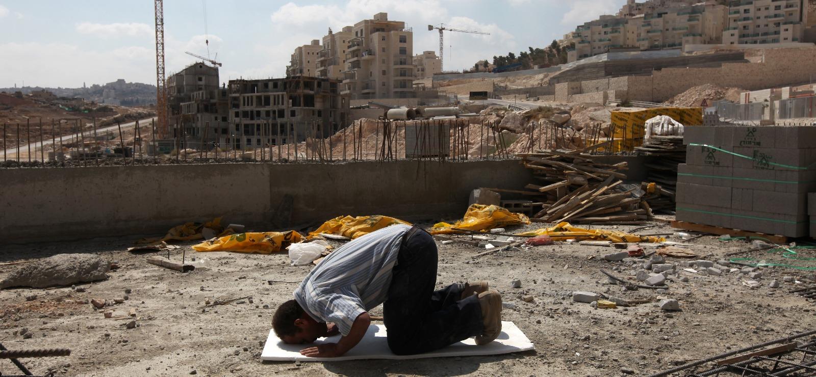 Israël-Palestine : « Les colons ont détruit un équilibre environnemental fragile »