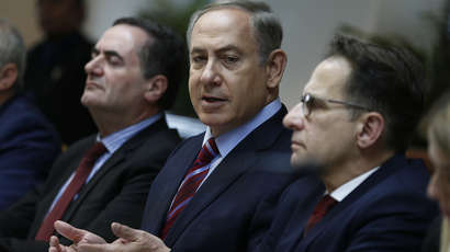 Israël : Reculer pour mieux coloniser