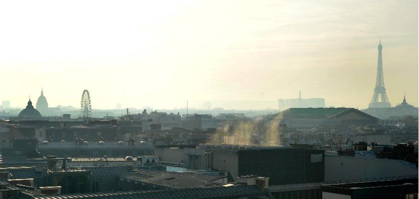 La météo, cette emmerderesse qui nous pollue l'air