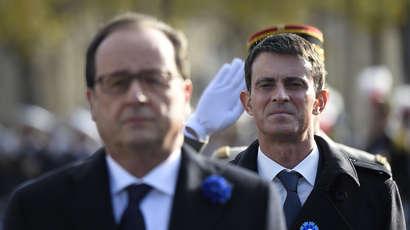 Le legs de Hollande à Valls