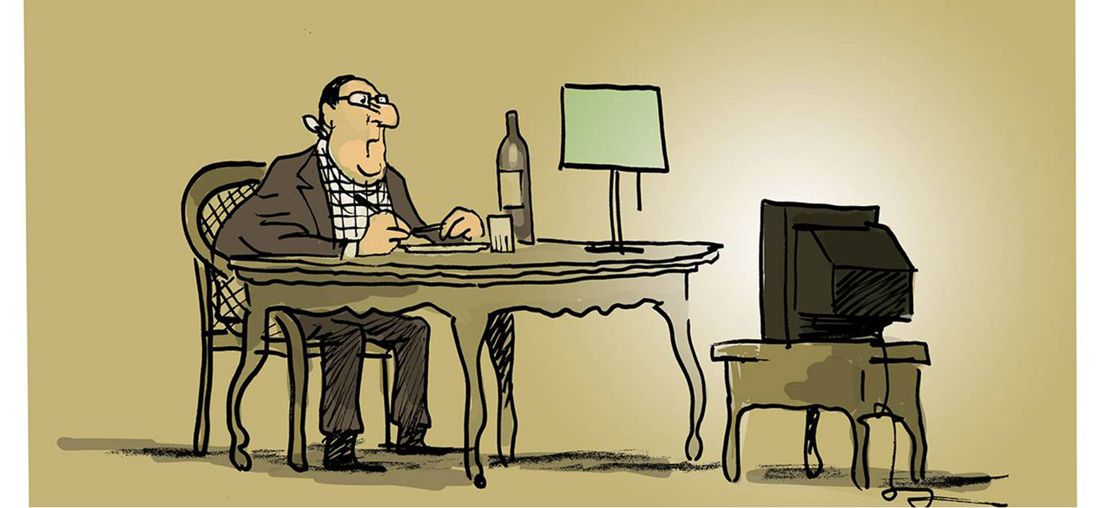 Les dessins de la semaine : Hollande isolé, Hollande expulsé