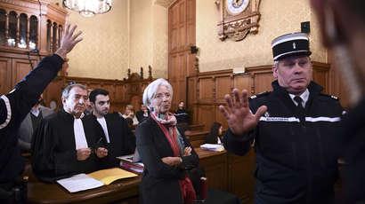 Procès Lagarde, la culpabilité version business class