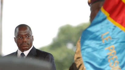 RDC: Kabila seréélit jusqu'en 2018