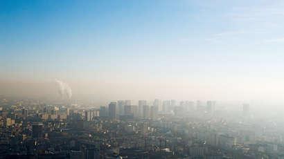Pollution : De l'air!