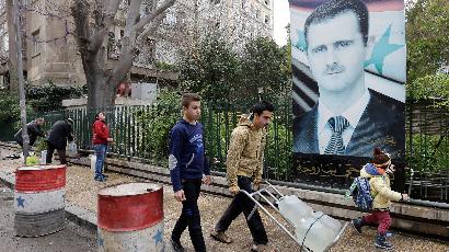 Syrie : L'impossible paix avecBachar Al-Assad