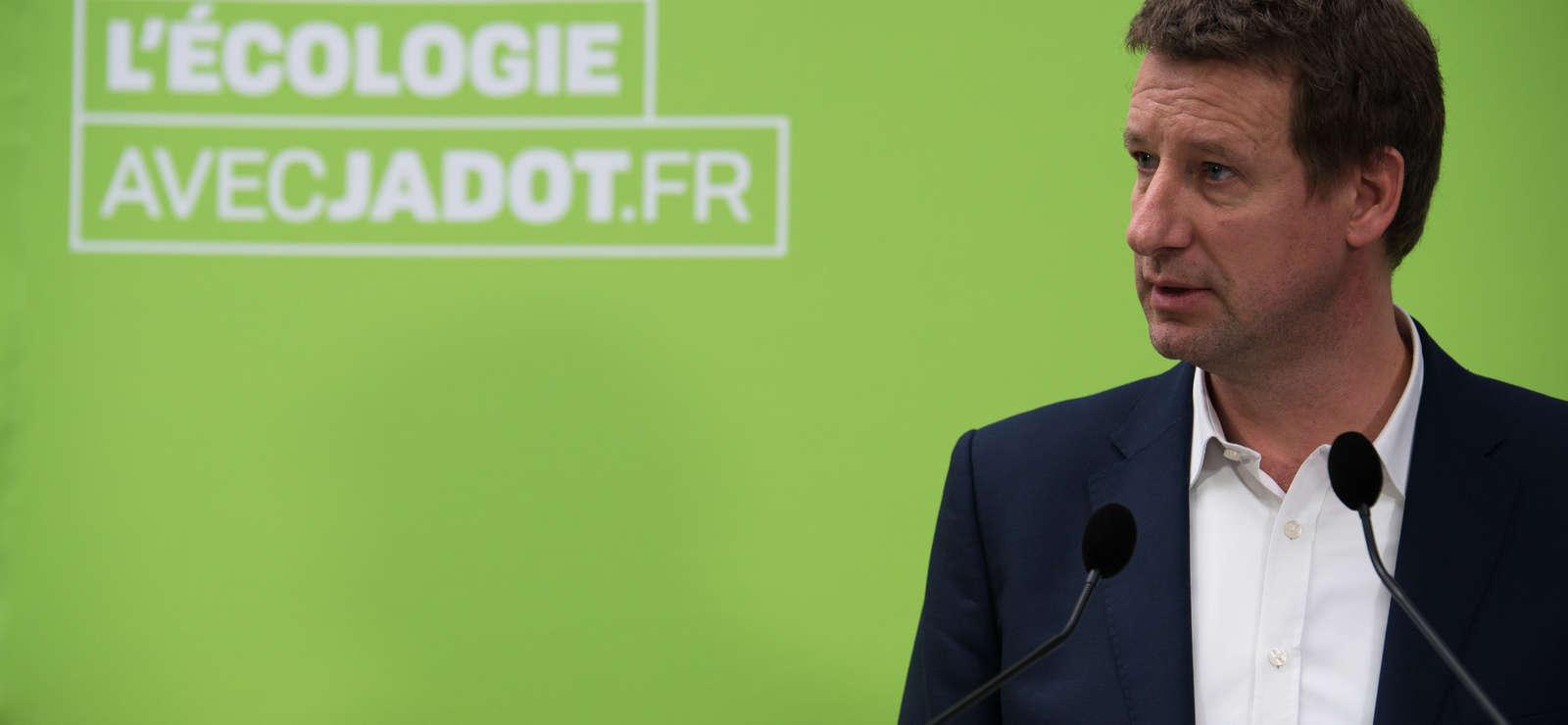 Yannick Jadot veut conquérir « la France vive »