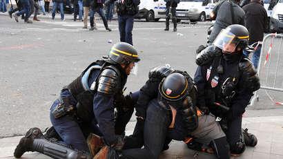 2016, année de violations desdroits humains en France