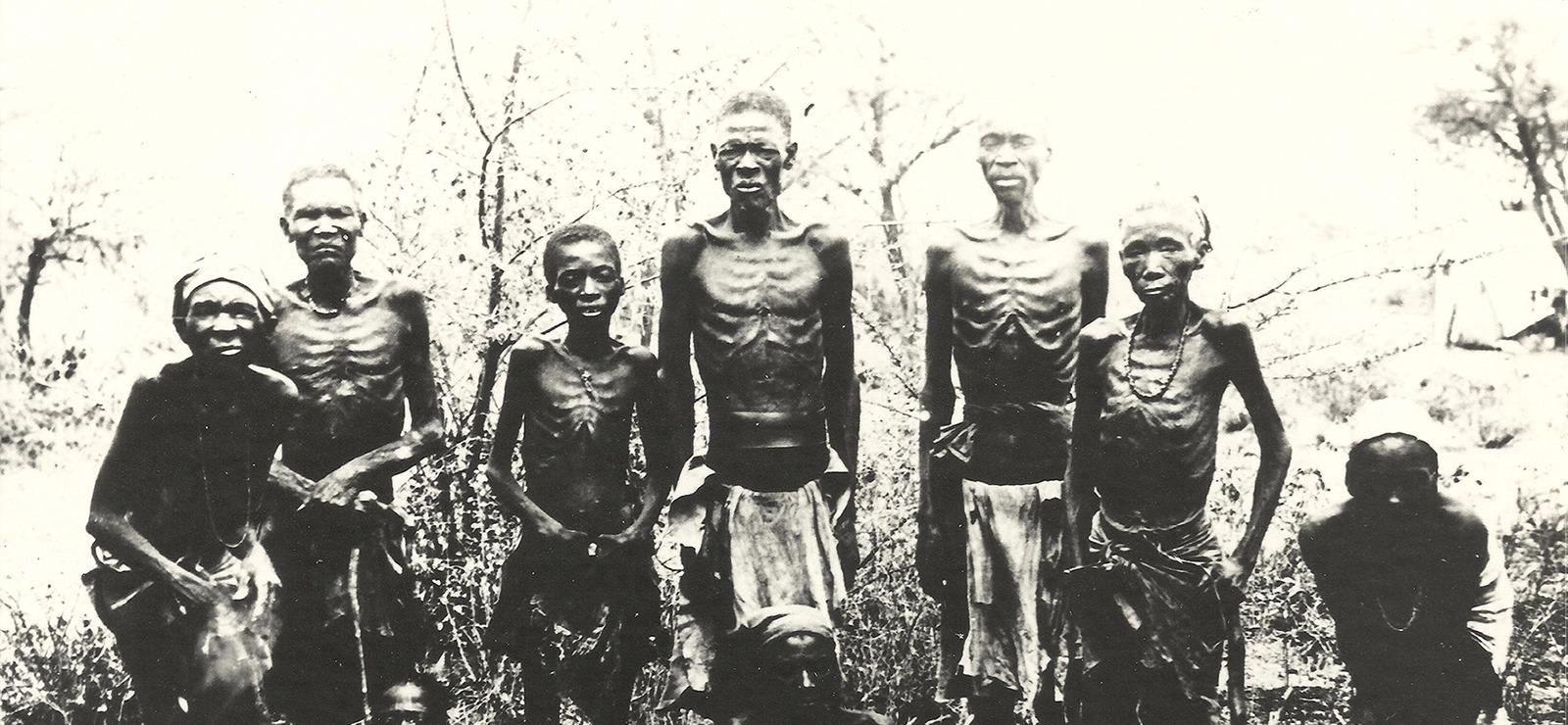 Afrique : Le génocide oublié