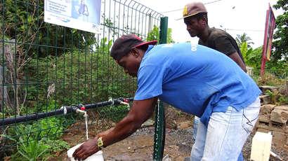 Crise de l'eau à Mayotte