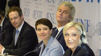Enzo Traverso : «Un post-fascisme autoritaire et xénophobe»
