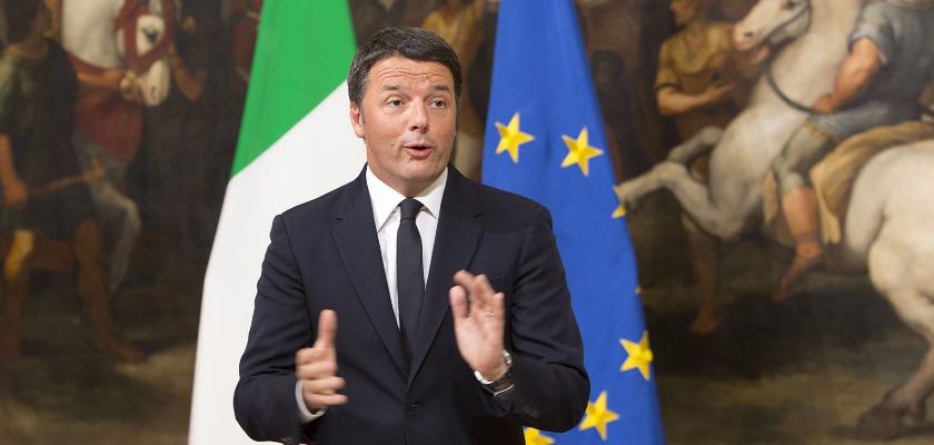 Italie : ça bouge à gauche