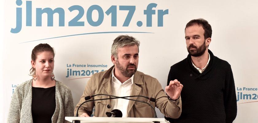 La France insoumise accélère sa campagne