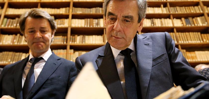 L'ardoise magique de François Fillon
