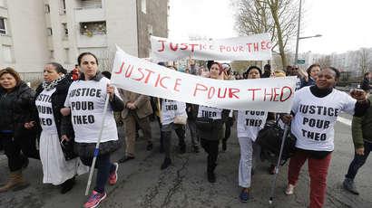 Le parquet efface le viol policier