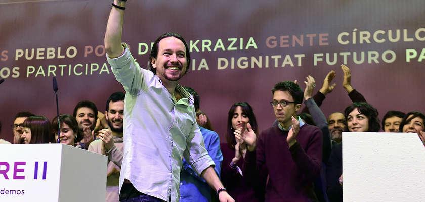 Pablo Iglesias reprend les rênes de Podemos