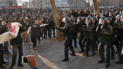 Police: une exception française?