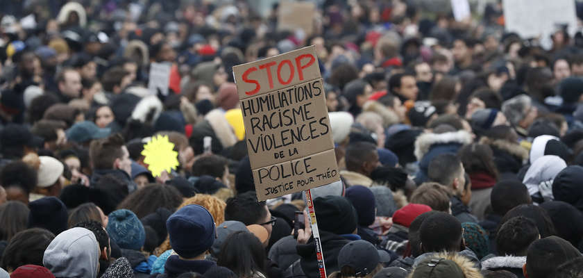 Police : Une violence trop ordinaire