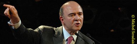 Illustration - Le PSE rêvé de Pierre Moscovici (et du PS)