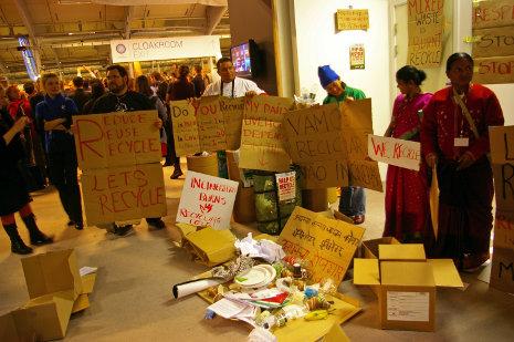 Illustration - Photos du jour : tri très sélectif à Copenhague