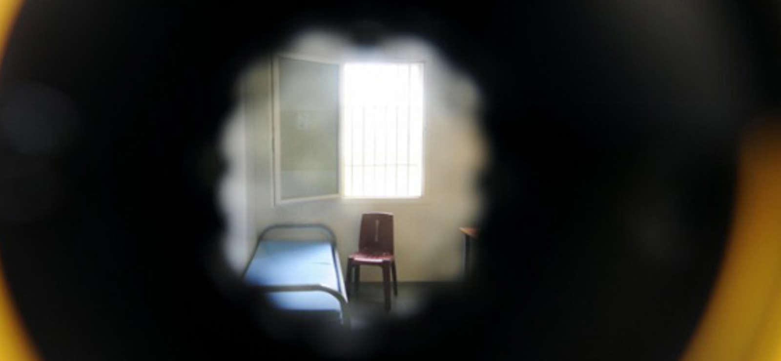 Un militant en « garde à vue psychiatrique »