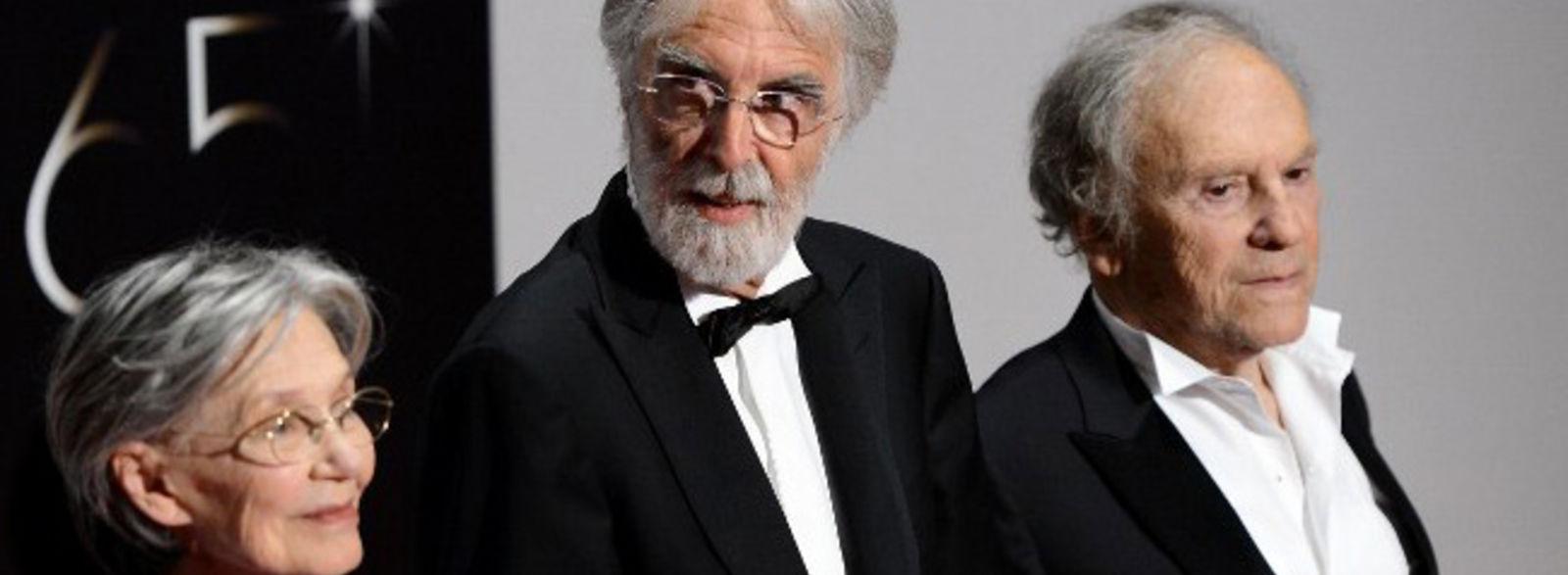 Cannes 2012 : La Palme d'or à «Amour» d'Haneke mais un palmarès absurde