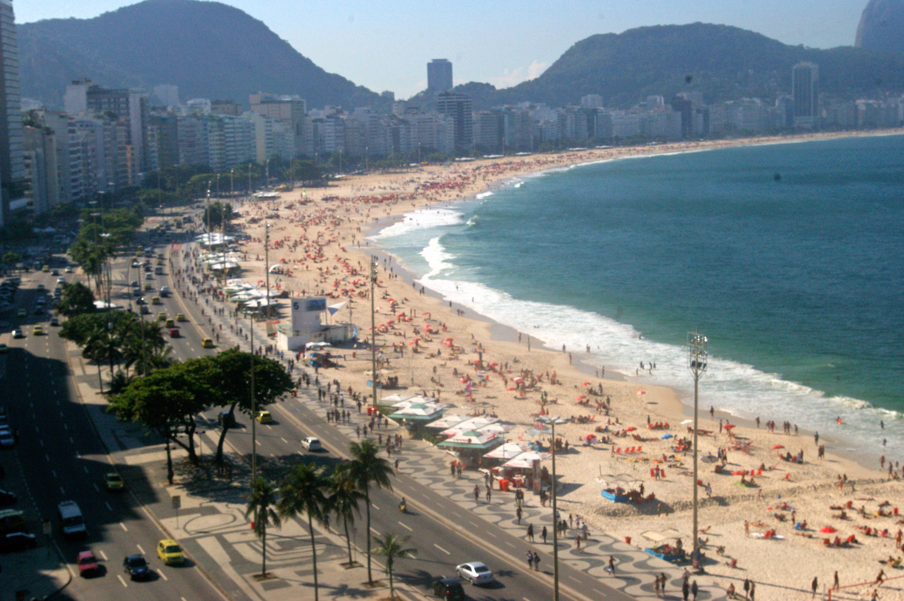 Illustration - Rio: les associations environnementalistes se fâchent mais ratent leur sortie...