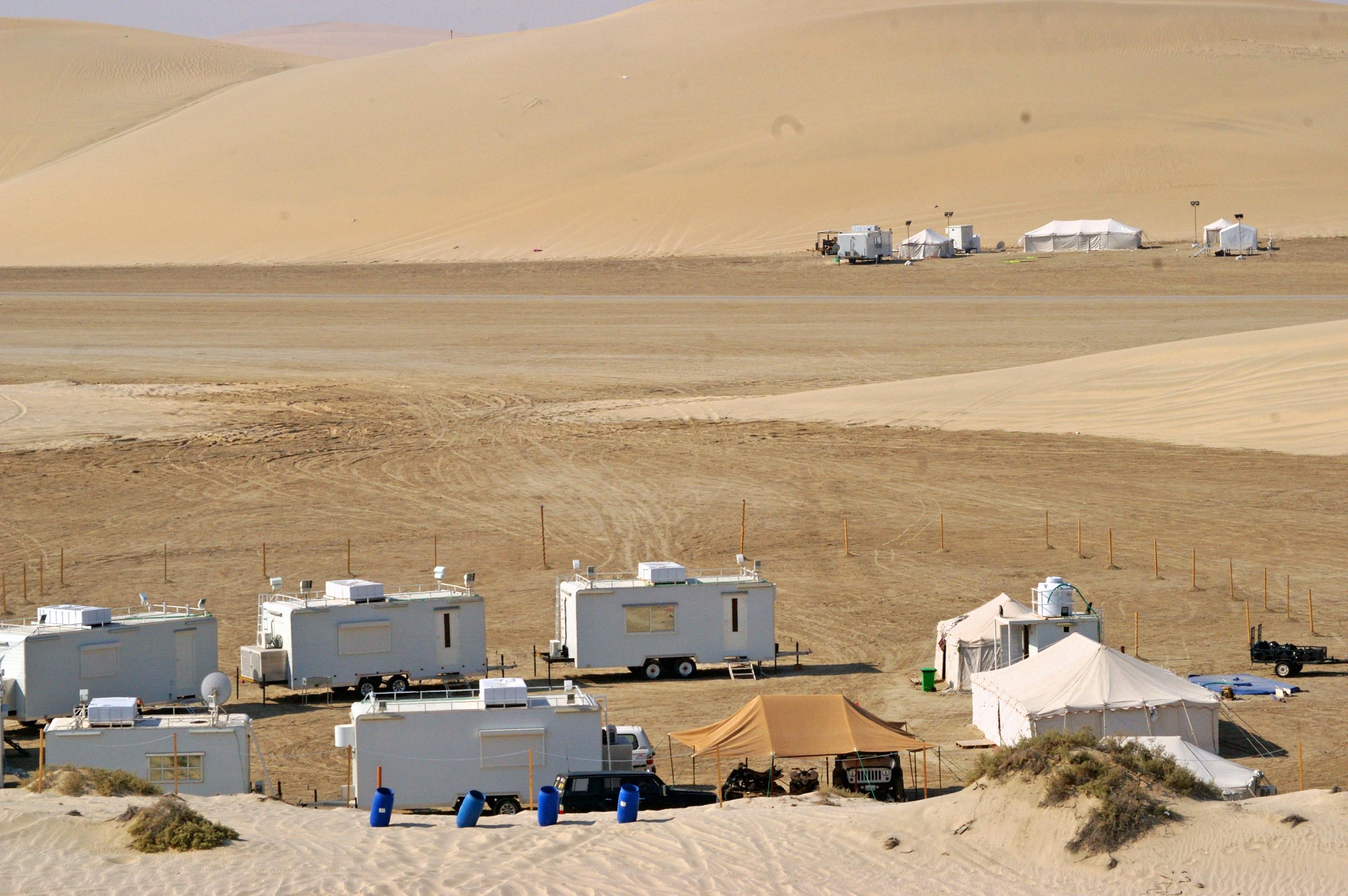 Illustration - Le Qatar bientôt privé de désert...