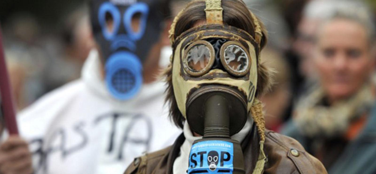 Gaz de schiste : des parlementaires pro-nucléaires relancent le débat sur l'exploitation