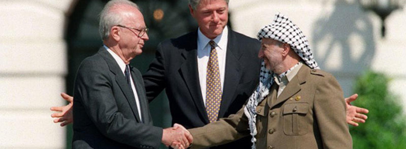 Anniversaire des Accords d'Oslo : vingt ans de colonisation