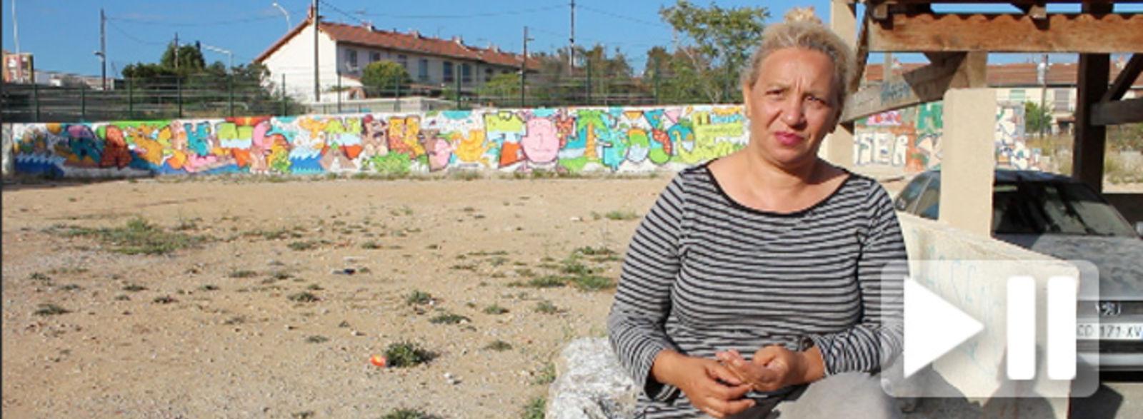 Shéhérazade, la fille de la cité Bassens revenue terminer son «œuvre»