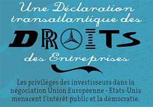 Illustration - TTIP : Les dégâts de l'arbitrage privé contre les Etats