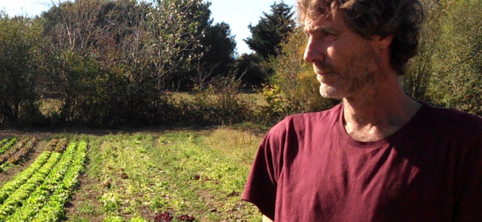Ceux qui font le monde d'après : Loïc Le Borgne, maraîcher bio