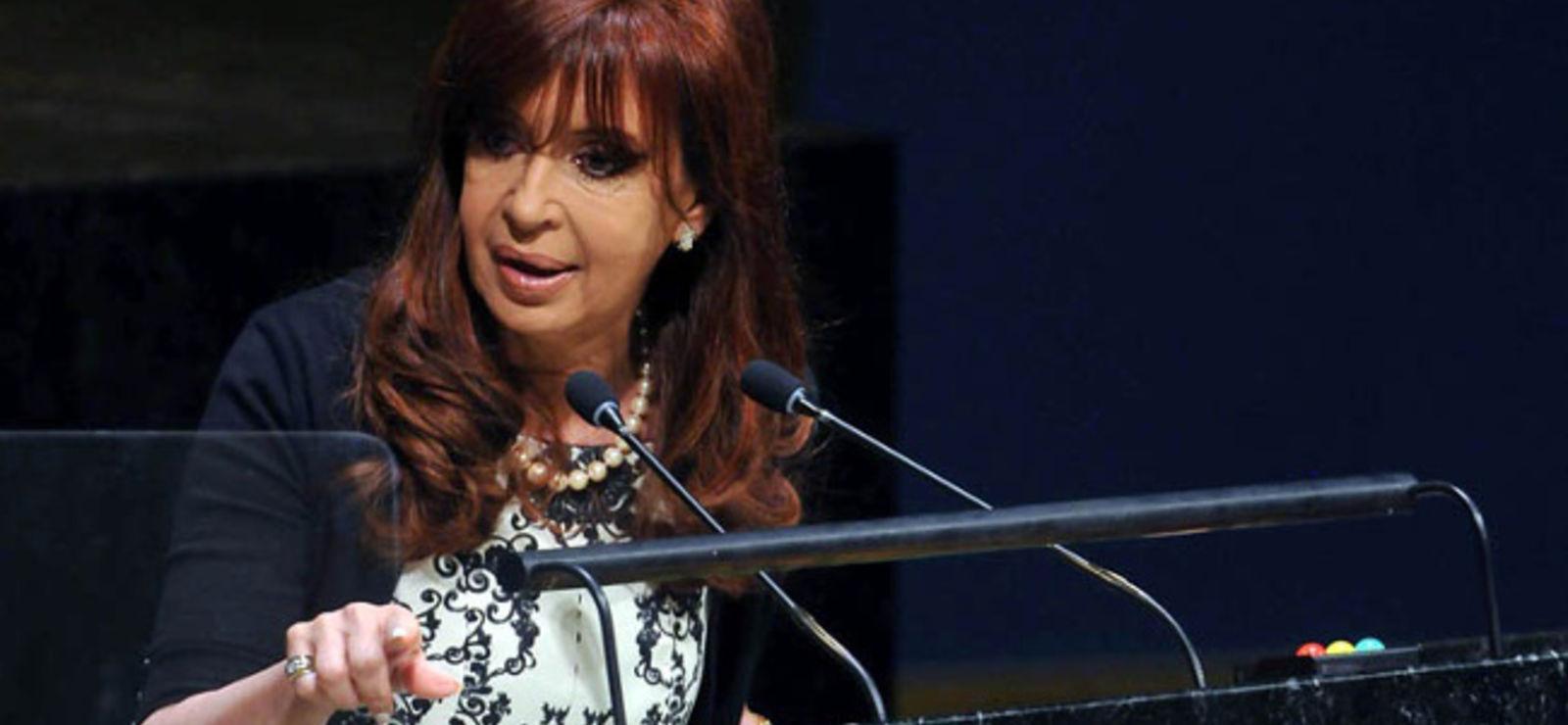 ONU septembre 2014 : les deux discours incendiaires de Cristina Kirchner