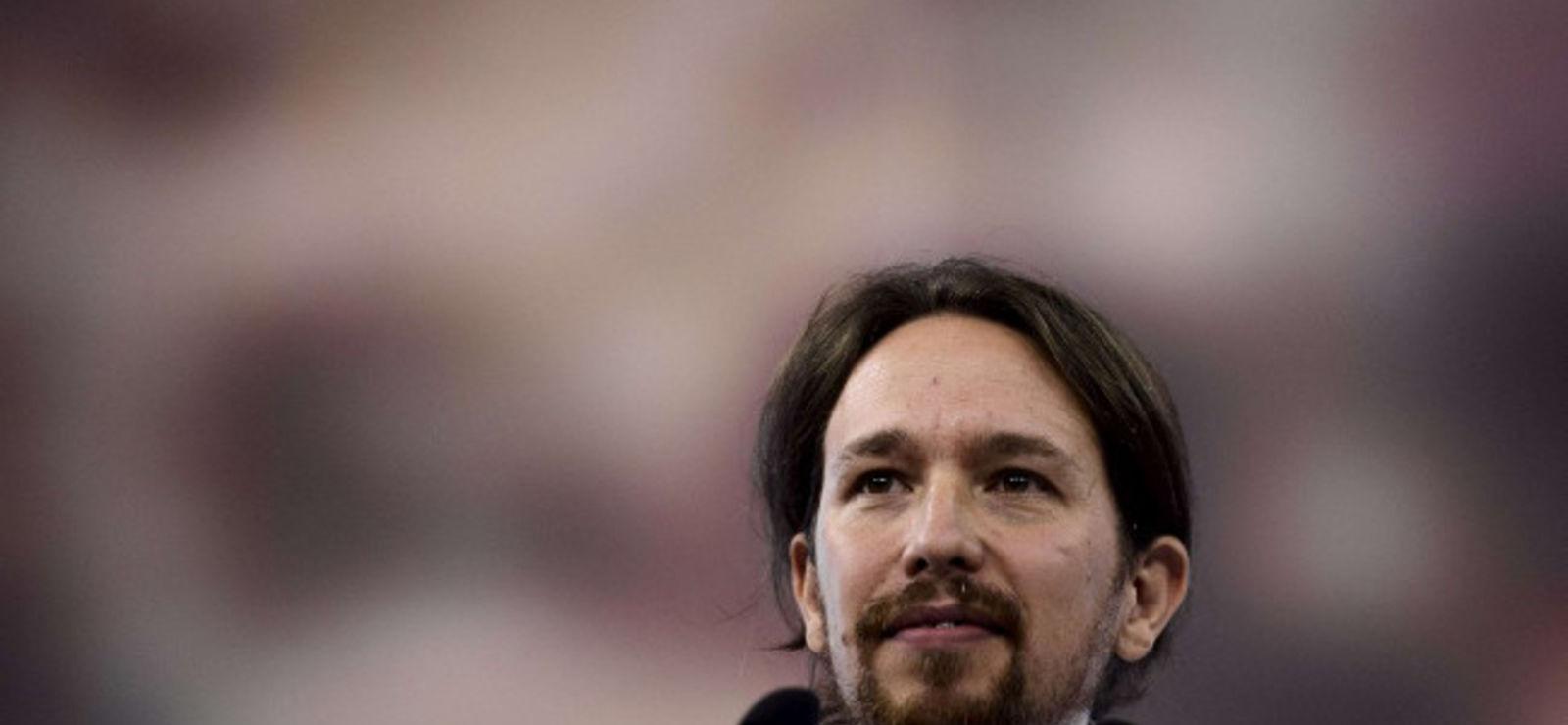 Cadeau : la leçon de communication politique de Pablo Iglesias (Podemos)