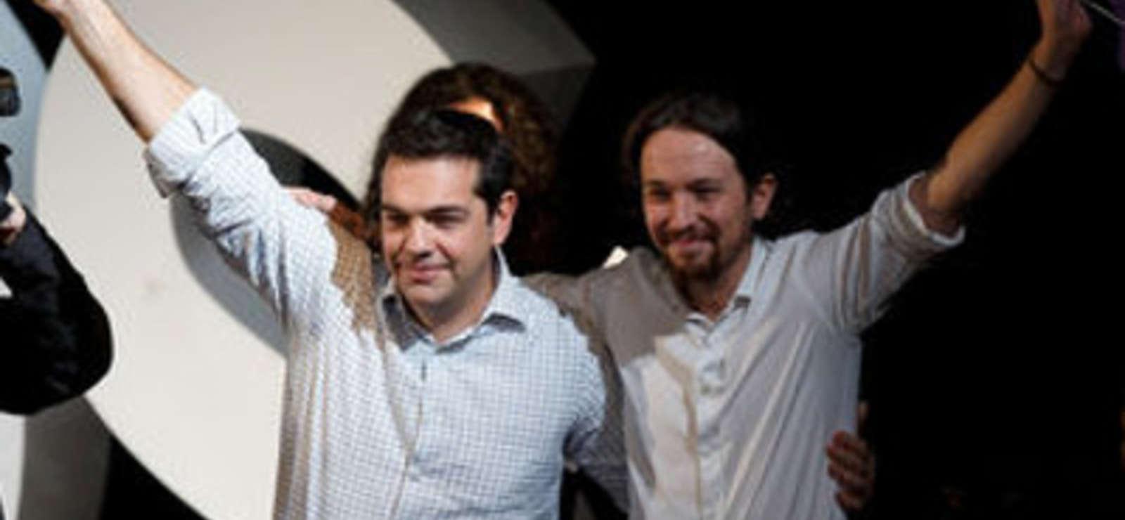Échec de l'élection présidentielle grecque : porte ouverte pour Syriza en 2015 !