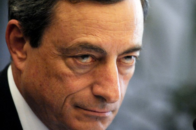 """Illustration - """"Assouplissement quantitatif"""" : le saut de la mort de la BCE (et du système)"""
