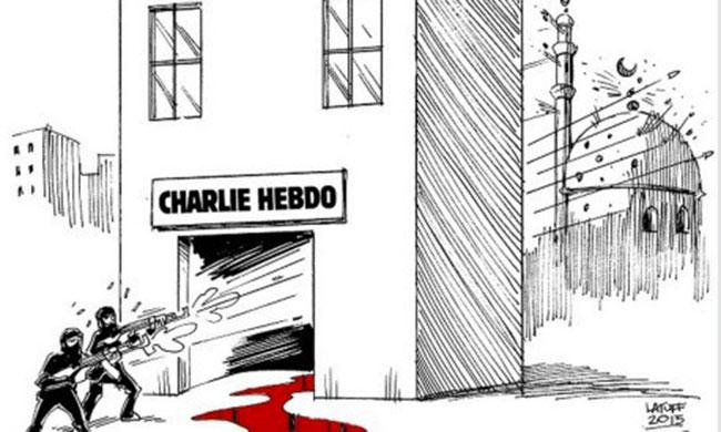 Dessin de Carlos Latuff
