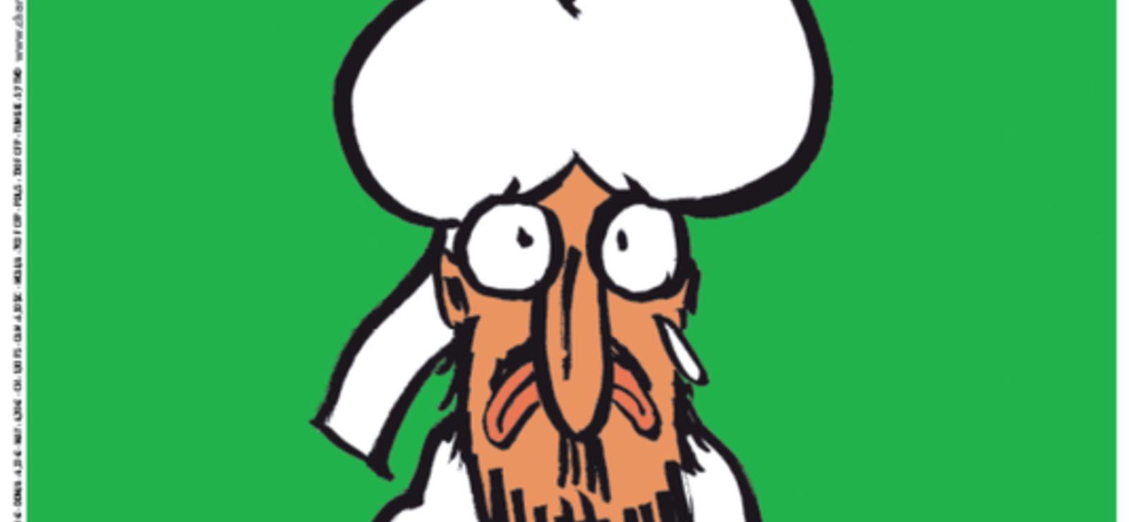 Le dernier Charlie-Hebdo est une déclaration de guerre