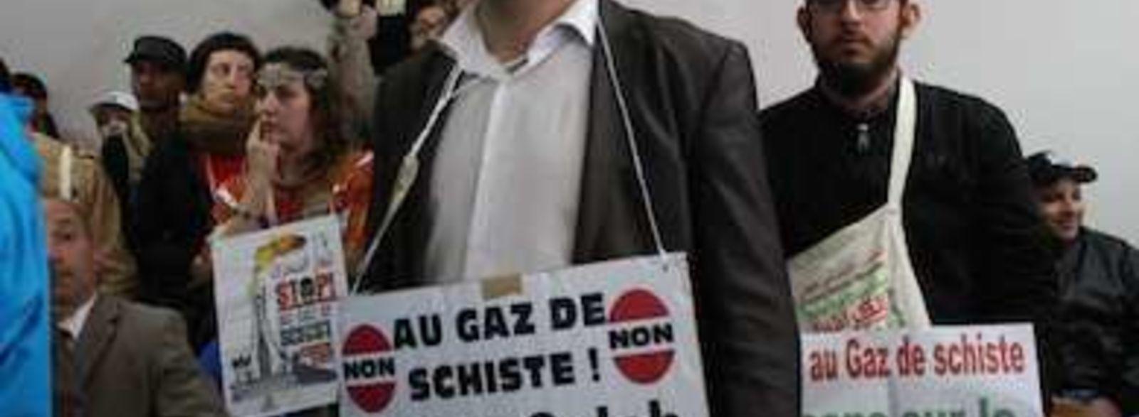Les deux Algérie du gaz de schiste