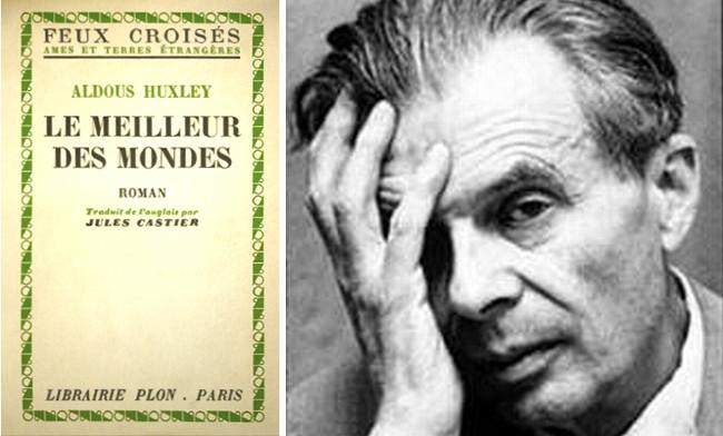 Illustration - Le Meilleur des mondes : la prédiction dépassée d'Aldous Huxley