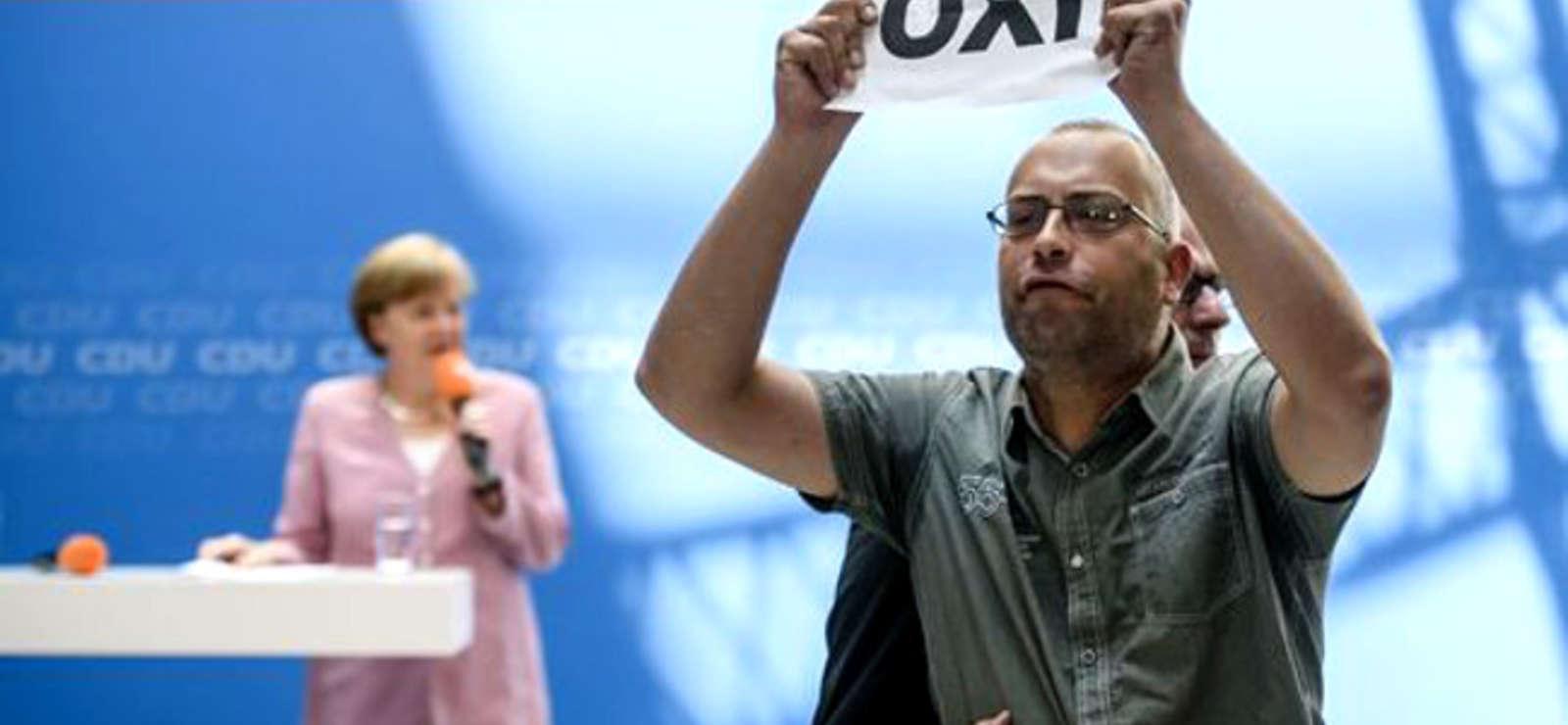Grexit : les USA mettent les pieds dans le plat d'Angela Merkel